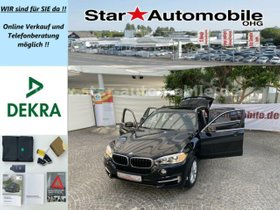 BMW X5 X-Drive30d-HEAD UP-7-SITZER-BI XENON-ALARM-E6