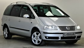 VW Sharan 2.0 TDI 140PS United 1.Hand Klima Xenon