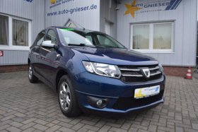 Dacia Sandero 1.2 Laureate -Klima-Tempomat-Nebel-Bl...