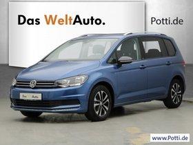 Volkswagen Touran DSG 2,0 TDI BMT IQ.DRIVE 7-Sitzer Telefon