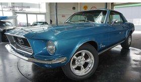 FORD 68er Mustang 289 cui Automatik, BKV, Servo, Sche