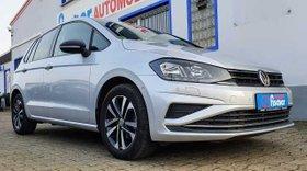 VW Golf VII Sportsvan 1.0 TSI OPF IQ.DRIVE ACC Lane Totwinkel Navi Car Play Bluetooth Winter