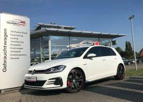 VW Golf GTI BlueMotion Technology Performance