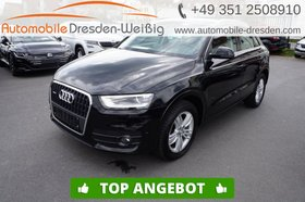Audi Q3 2.0 TDI quattro-Navi-Leder-Bi Xenon-AHK-