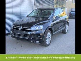 VW Touareg V8 TDI 4.2 Leder Navi StandHZG ACC AHK