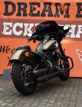 Harley-Davidson Slim S Military eine Hommage an die legendäre WLA 45 (1940-1945)