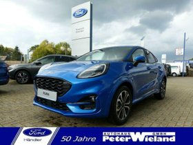 FORD Puma ST-Line 155PS Mild-Hybrid-Winter-Paket