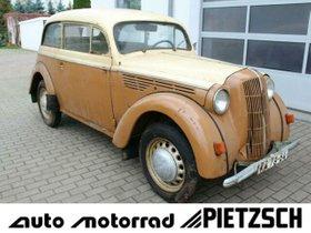 OPEL Kadett 1.1 Limousine 1937 + viele Ersatzteile