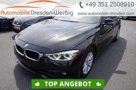 BMW 318 d Touring Advantage-Navi-AHK-Tempomat-PDC-