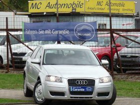 AUDI A3 1.6 Attraction-KLIMA-PDC-ZV-FUNK !!