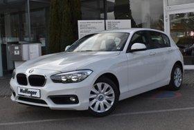 BMW 118d 5-Tür.Navi Tempomat Sitzheizung PDC vo+hi
