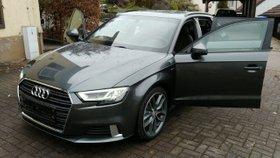 Audi A3 35 TFSI Limousine S tronic S line Finanzierung möglich!