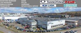 SSANGYONG REXTON 2,2 E-XDI 4WD AT SAPPHIRE AHK 7-SITZER