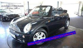 MINI Mini One Cabrio-PDC-Leder-Alu-SHZ-