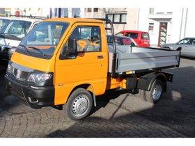 PIAGGIO Porter MAXXI Kipper kurz Orange SOFORT !!!!!!