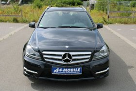 MERCEDES-BENZ  C 180 T CGI AMG Styling Avantgarde Facelift