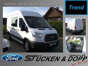 FORD Transit Kastenwagen 350 L3H3 Trend+AHK+Fahrspur.