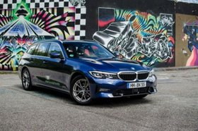BMW 320d Touring Leasing 499,- netto mtl. o. Anz.