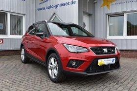 SEAT Arona 1.0 TSI FR DSG -Kamera-Navi-LED-PDC-Kli...