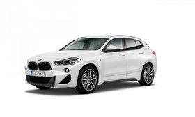 BMW X2 xDr.25d M Sport ACC HUD PanoDach AHK Navi+