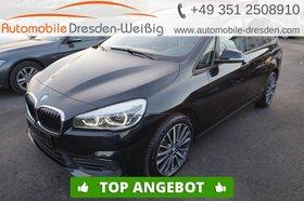 BMW 216 Gran Tourer i Sport Line-Navi-voll LED-