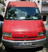 Fahrbereiter Kastenwagen Renault 3,3