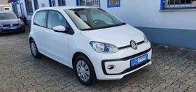 VW Up up! move up! Bluetooth Navi Sitzheizung Parkhilfe Multiflenkrad