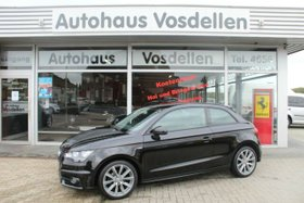 AUDI A1 Attraction 1.Hand S-line 2,99%