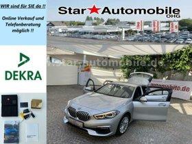 BMW 118i-LUXURY LINE-LEDER-HEAD UP-RFK-LED-EU6d-TEMP