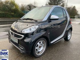 SMART fortwo coupe Basis /Navi/Klima/Pano/LED/FSE/USB