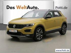 Volkswagen T-Roc 1,6 TDI BMT IQ.Drive ACC Navi LED Telefon