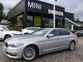 BMW 520dA xD.Luxury Ad-LED NavP.ParkA+.DrivA+AHK HUD