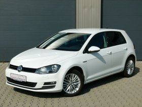 VW Golf VII Lim. Cup BMT DSG  Standheizung PDC