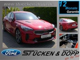 KIA Stinger GT 4WD+Klappenabgasanlage+360°-Kamera+..