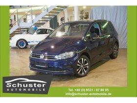 VW Golf Sportsvan IQ.DRIVE 1.0TSI-ACC Spurass. SHZ