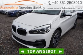 BMW 216 Gran Tourer i Sport Line-Navi-UPE 40.740€