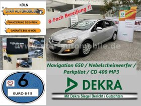 OPEL Astra J Sports Tourer Edition 1,6 CDTI-NAVI-EU6!