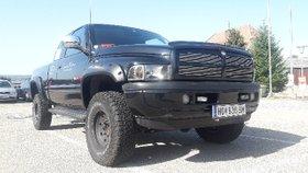DODGE RAM 2500 Truckmonster!