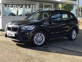 BMW X1 xDrive 20dA.Leder Navi Komf-Zug.Parkass.AHK