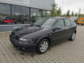 SEAT Leon 1.9 TDI Signo Klimaautom. TÜV