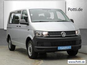 Volkswagen T6 Kombi 8-Sitzer 2,0 TDI 1.Hand/Klima/AHK