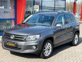 VW TIGUAN-1.4-TSI-SPORT &  STYLE-BMT-8-FACH-KLIMA-