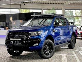FORD Ranger 3,2 TDCI Wildtrak 4x4 DoKa BLUE EDITION