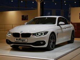 BMW 430i GranCoupe Sport Line Aut. LED Navi HiFi 19