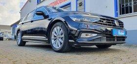 VW Passat VIII Variant 2.0 TDI SCR Elegance R Line ACC Lane Kamera Massagesitz LED Leder Alcant