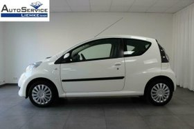 CITROEN C1 STYLE 68PS Bluetooth Allwetter USB AUX