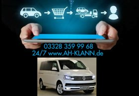 VW T6 2.0 TDI 204PS Bus Multivan Generation Six LED