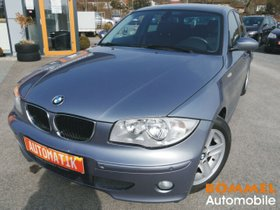 BMW 120i Automatik, Leder, Sitzheizg., PDC,Tempomat