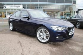 BMW 330e iPerformance M Sport Navi Sitzh.LED Temp.