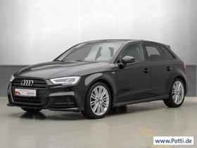 Audi A3 Sportback 2,0 TDi S-line Black Edition LED